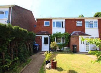 Thumbnail 3 bed end terrace house to rent in Cambridge Close, Woking