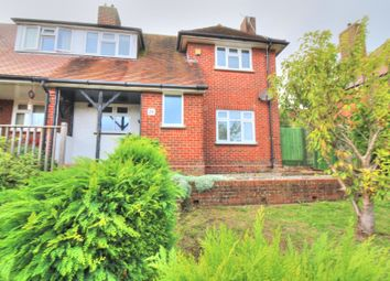 Thumbnail 3 bed end terrace house for sale in Saunders Park View, Brighton