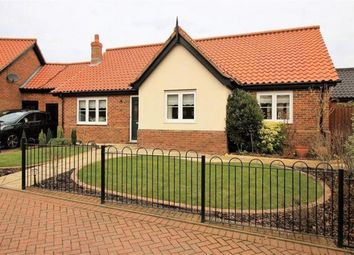 Thumbnail 3 bedroom detached bungalow for sale in Eddington Way, Easton, Norwich