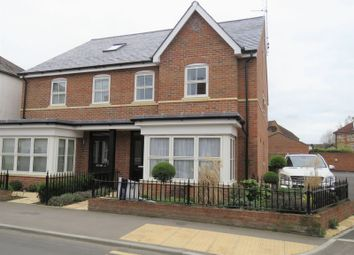 Thumbnail 3 bed end terrace house to rent in Station Road, Marlow