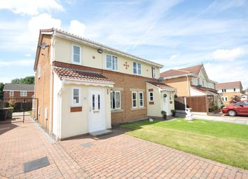 Thumbnail 3 bedroom semi-detached house for sale in Rose Lea, Fulwood, Preston, Lancashire