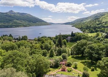 Thumbnail Land for sale in Loch Lomond Building Plot, Tarbet, Loch Lomond