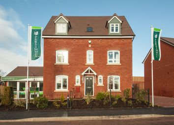 "Thumbnail 5 bed town house for sale in ""The Turnbury "" at Capelrig Road, Newton Mearns, Glasgow"