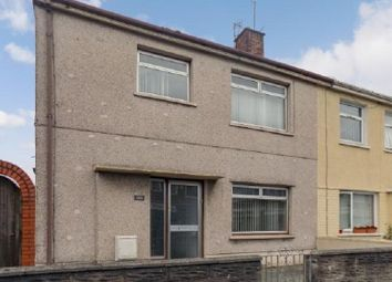 Thumbnail 3 bed end terrace house for sale in Fairway, Port Talbot, Neath Port Talbot.