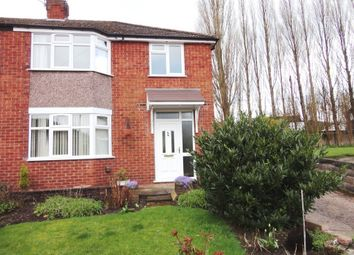 Thumbnail 3 bed semi-detached house to rent in Cookson Avenue, Stoke-On-Trent