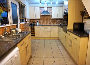 Thumbnail 3 bedroom semi-detached house for sale in Roman Road, Basingstoke