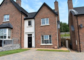 Thumbnail 3 bed semi-detached house for sale in Blaris Meadows, Lisburn