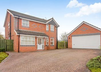 Thumbnail 4 bed detached house for sale in Cavendish Road, Stoke-On-Trent