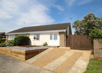 Thumbnail 2 bedroom semi-detached bungalow for sale in Thirlmere Drive, Stowmarket