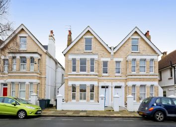 Thumbnail 5 bed semi-detached house for sale in Lawrence Road, Hove