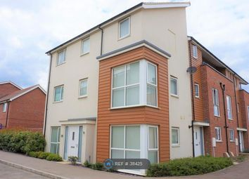 Thumbnail 4 bed semi-detached house to rent in Bowling Green Close, Bletchley, Milton Keynes