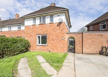 Thumbnail 3 bed semi-detached house for sale in Manor Drive, Loughborough