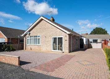 Thumbnail 3 bed detached bungalow for sale in Kennedy Road, Holbeach, Spalding