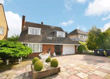 Thumbnail 4 bedroom property to rent in Claremont Road, Hadley Wood, Hertfordshire