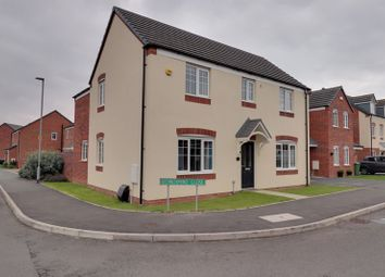 Thumbnail 4 bed detached house for sale in Prospero Close, Penkridge, Stafford