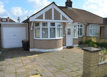 Thumbnail 2 bed bungalow for sale in Ashley Avenue, Ilford
