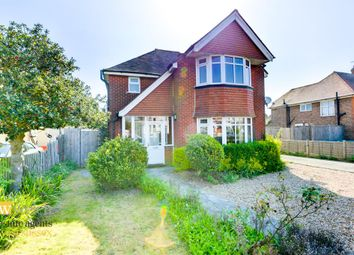 Thumbnail 3 bed detached house to rent in Broadwater Road, Worthing, West Sussex