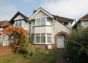 Thumbnail 3 bedroom semi-detached house to rent in Sipson Road, West Drayton