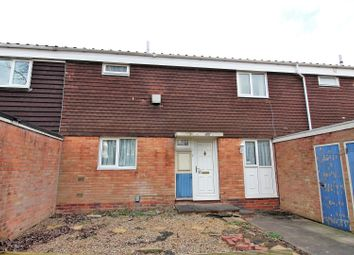 Thumbnail 3 bed terraced house for sale in Dunchurch Close, Redditch
