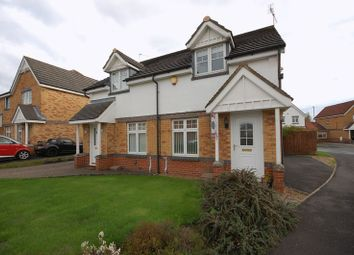Thumbnail 2 bed semi-detached house to rent in Greenhills, Killingworth, Newcastle Upon Tyne