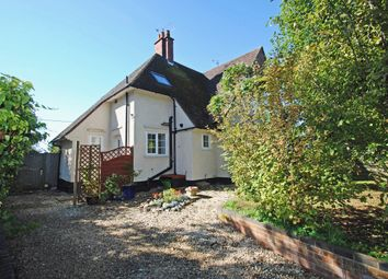 Thumbnail 3 bed semi-detached house for sale in High Road, Brightwell-Cum-Sotwell, Wallingford