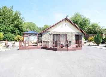Thumbnail 3 bed detached bungalow for sale in Brookside, Blaenavon, Pontypool