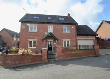 Thumbnail 5 bed detached house for sale in Mount Street, Breaston