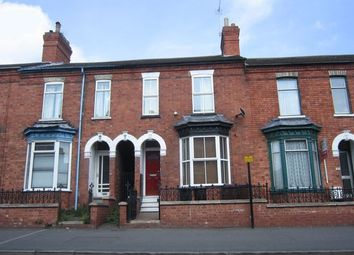Thumbnail 4 bedroom terraced house to rent in Monks Road, Lincoln