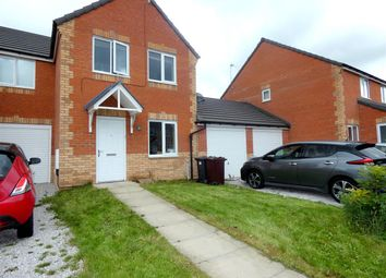Thumbnail 3 bed semi-detached house for sale in Woolfall Heath Avenue, Huyton, Liverpool