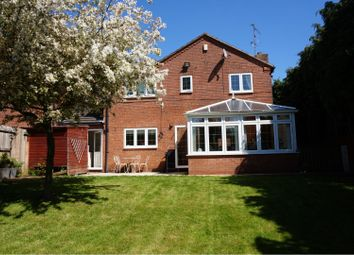 Thumbnail 3 bed link-detached house for sale in Nursery Road, Atherstone