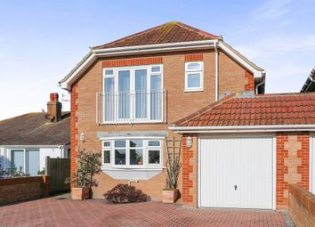 Thumbnail 3 bed link-detached house for sale in The Meadway, Shoreham-By-Sea