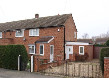 Thumbnail 2 bed end terrace house for sale in Goodacre Road, Ullesthorpe, Lutterworth