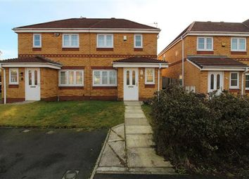 Thumbnail 3 bed semi-detached house to rent in Ambleside Drive, Kirkby, Liverpool