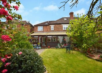 Thumbnail 4 bed semi-detached house for sale in Langham Gardens, Wembley