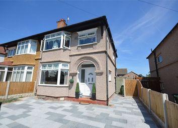 Thumbnail 3 bed semi-detached house for sale in Larchwood Drive, Bebington, Merseyside