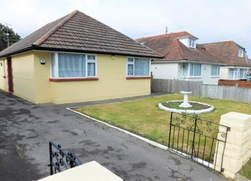 Thumbnail 3 bed bungalow for sale in Blandford Road, Poole, Dorset