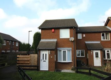Thumbnail 2 bedroom semi-detached house to rent in Hensby Court, Newcastle Upon Tyne