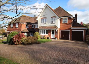 Thumbnail 4 bed detached house for sale in The Smithy, Wadhurst