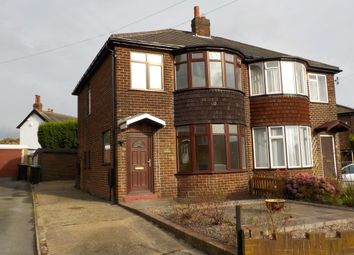 Thumbnail 3 bed semi-detached house for sale in Thornefield Crescent, Tingley, Wakefield