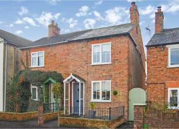 Thumbnail 2 bed semi-detached house for sale in Church Street, Lidlington, Bedford