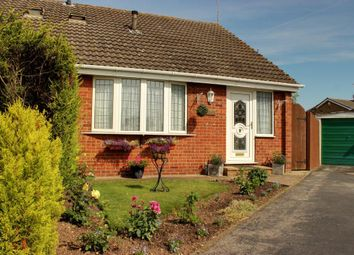 Thumbnail 3 bed semi-detached bungalow for sale in Harthill Avenue, Leconfield, Beverley