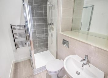 Thumbnail 1 bed flat for sale in Completed Manchester Apartment, Salford Quays, Manchester