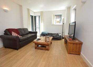 Thumbnail 2 bed flat to rent in Hunslet Road, Leeds