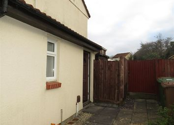 Thumbnail 1 bed property to rent in Battershall Close, Plymstock, Plymouth