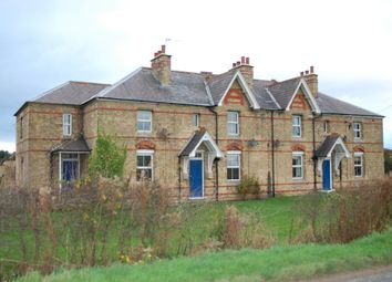 Thumbnail 2 bed terraced house to rent in Cleatham Villas, Cleatham, Lincolnshire