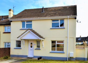 Thumbnail 3 bed end terrace house for sale in Thornlea Avenue, Fremington, Barnstaple