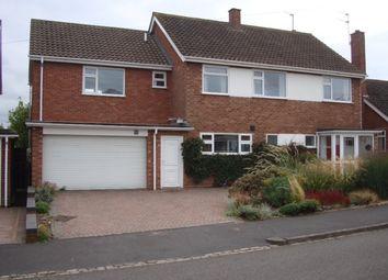 Thumbnail 4 bed detached house for sale in Field Lane, Stourbridge