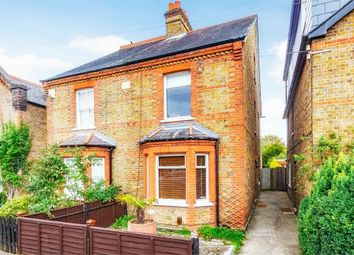 Thumbnail 3 bed semi-detached house for sale in St Lukes Road, Old Windsor, Berkshire