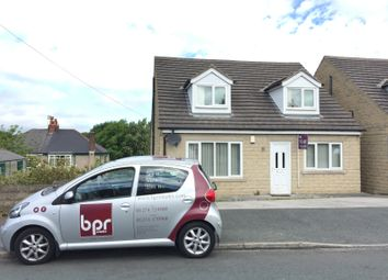 Thumbnail 3 bed detached house to rent in Nab Wood Crescent, Shipley