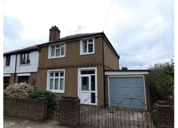 Thumbnail 3 bedroom semi-detached house for sale in Bonner Hill Road, Kingston Upon Thames